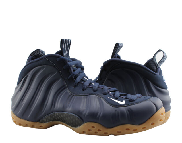 size 40 ba559 6ca20 Nike Air Foamposite One Midnight Navy Men s Basketball Shoes 314996-405