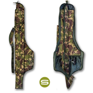 Saber Supra DPM Camo 3 Rod Holdall Ultimate Predection 12ft  Made Up Carp Rods  clients first reputation first