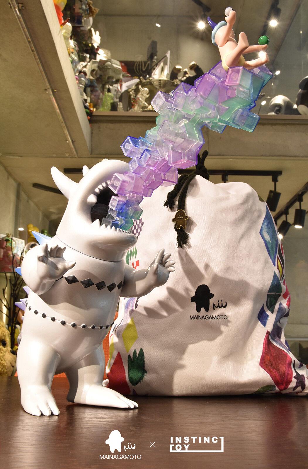Mai nagamoto × instinctoy inocentes & Core 1st Color inocentes Wonder Festival
