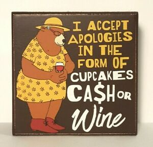 Primitives-by-Kathy-Cupcakes-Sign-Apologies-Tabletop-Sign
