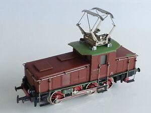Marklin Locomotive Electrique E 63 02 Repeinte