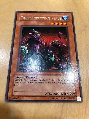 TU01-EN006 LP Yugioh: Crush Card Virus Unlimited Rare