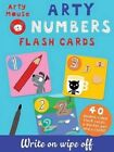 Arty Numbers Flash Cards by Mandy Stanley 9781784456702 (cards 2016)