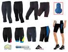 Crivit Sport Herren Fahrradhose Sport 3/4 lang oder kurz Hose Radlerhose Polster