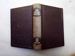 1967-San-Augustin-Confesiones-Octava-Edicion-Aguilar