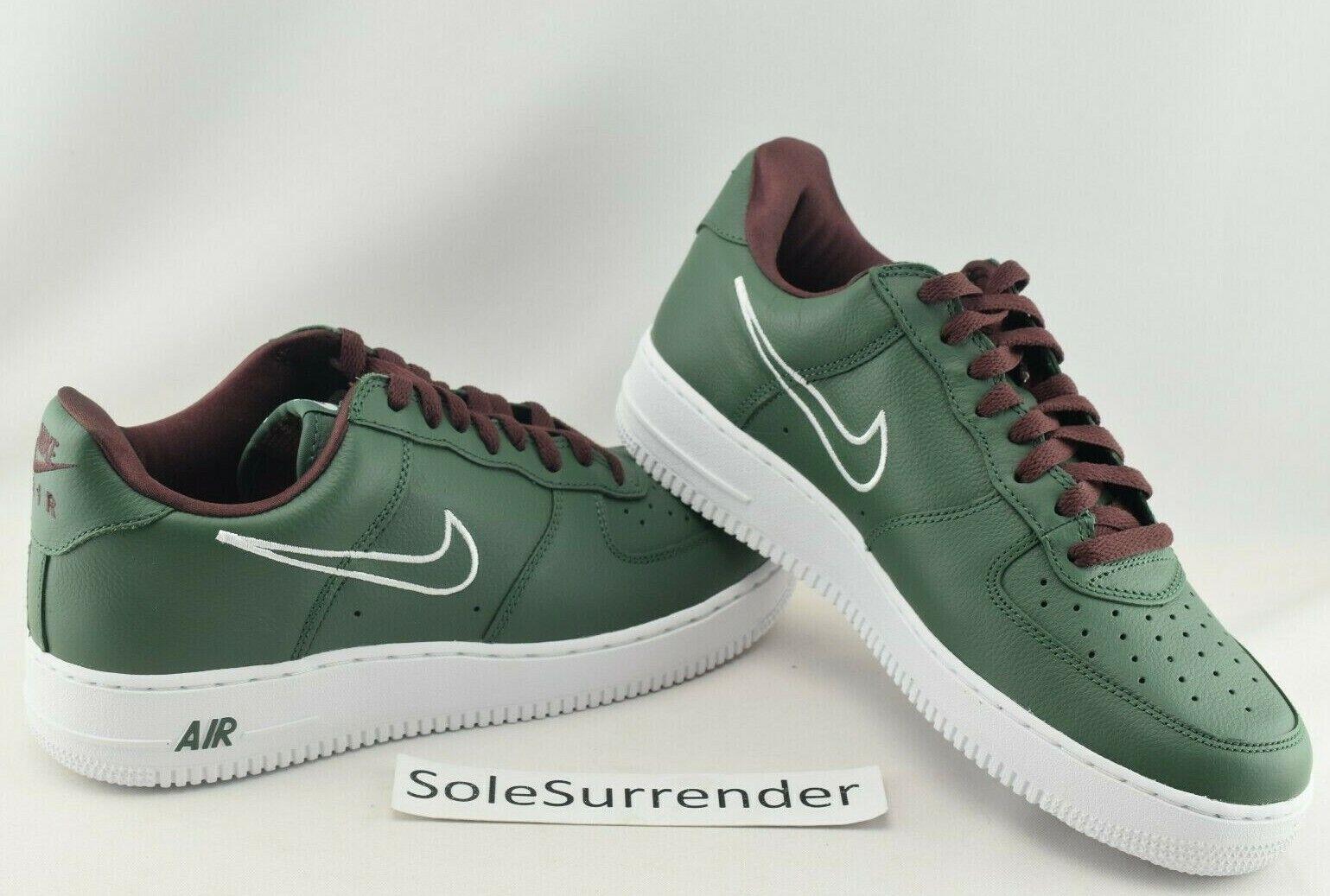 Nike Air Force 1 Low Retro Hong Kong - CHOOSE SIZE - 845053-300 White Dark OG QS