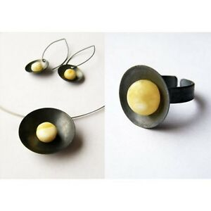 Schmuckset-Silber-925-Halskette-Schmuck-Set-Collier-Kette-Ohrringe-Anhaenger