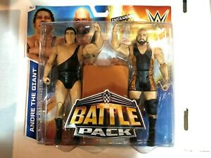 WWE-WWF-Battle-Pack-Andre-the-Giant-and-Big-Show-Figure-Set-Mattel-2014
