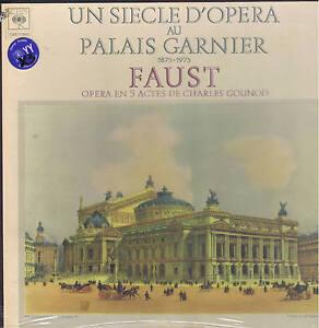 Gounod-FAUST-Di-Steber-Siepi-Cleva-3-LP-BOX-Cbs-SEALED-sigillato