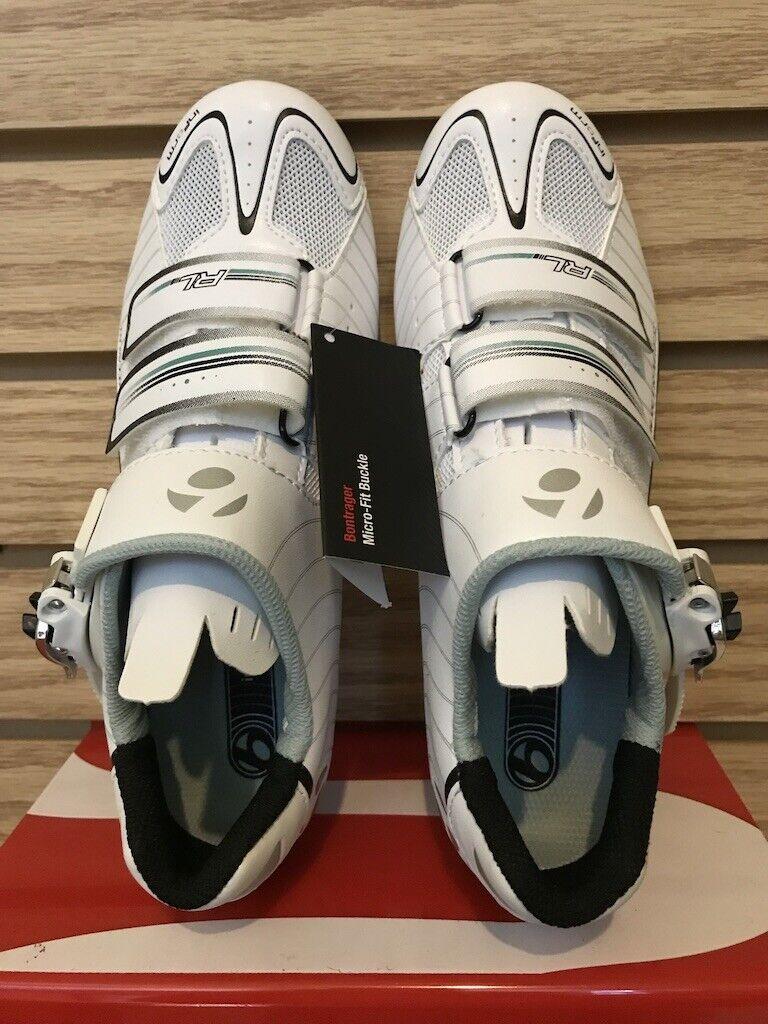 Cycling Shoe Bontrager Race Lite Road WSD 39.5 White