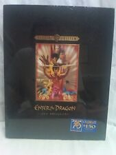 Bruce Lee Enter the Dragon 25th Anniversary VHS/CD Box Set SEALED!