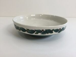 Bavaria-Savoy-W-Goebel-W-Germany-Handdecorated-Lemon-amp-Leaves-OPM-Cereal-Bowl