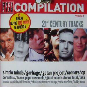 "ROCK STAR COMPILATION vol. 1 ""21st Century Tracks"" - Italia - ROCK STAR COMPILATION vol. 1 ""21st Century Tracks"" - Italia"