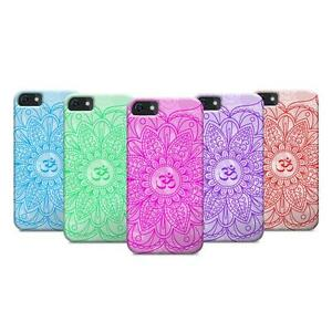 Garabateado-Mandala-Hindu-Diseno-Floral-diseno-carcasa-Para-iPhone-Samsung