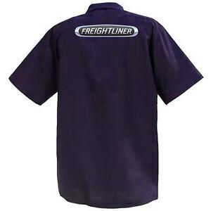 Freightliner-MECCANICA-Graphic-Work-Shirt-a-Manica-Corta