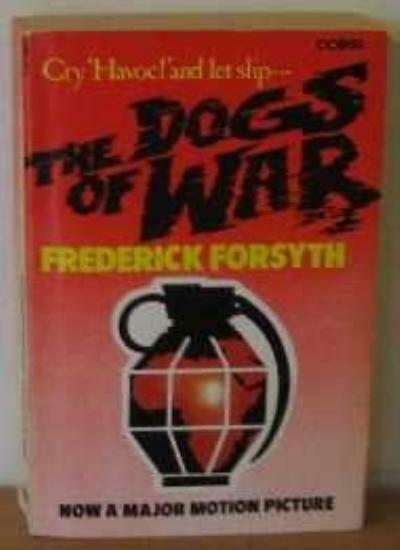 The dogs of War,Frederick Forsyth- 0552114995