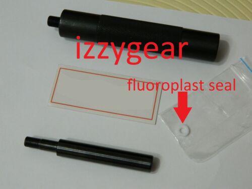 extendr Baikal airsoft MP-654K 1-4 Gen mak custom smooth tube free gasket seal