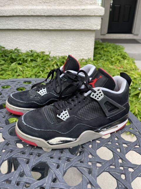 Size 11 - Jordan 4 Retro bred release 2012