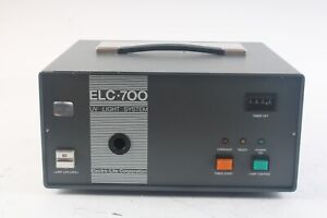 Electro Lite ELC-700 UV Light System Equipment Systems