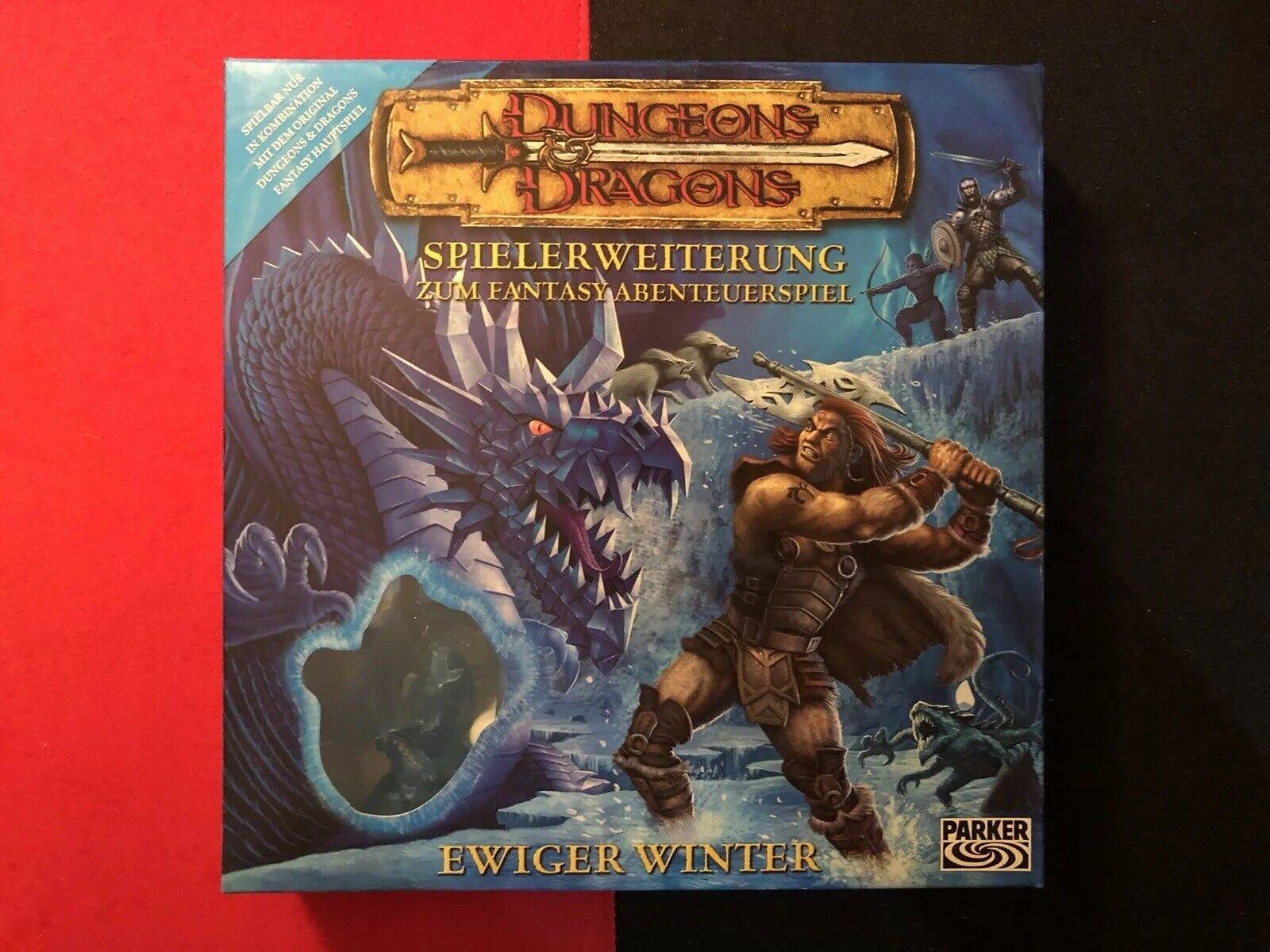 Quest Dungeons & Dragons Erweiterung Ewiger Winter Hero