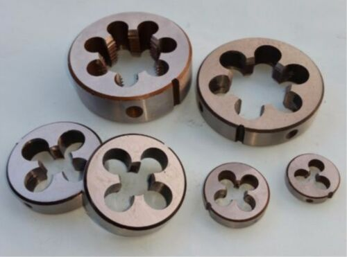 1pc Metric Right Hand Die M40 X 1mm Dies Threading Tools 40mm X 1mm pitch