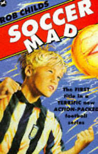 Soccer-Mad-by-Childs-Rob-Good-Used-Book-Paperback-FREE-amp-FAST-Delivery
