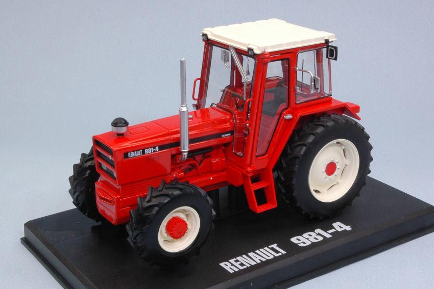 Renault 9814 1979 Trattore Vintage Tractor 1 32 modellolo REPLICAGRI