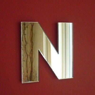 35 cm Contemporary Letter Mirror