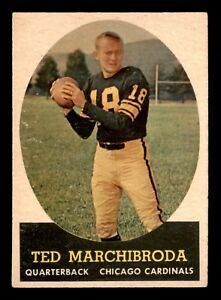 TED-MARCHIBRODA-1958-TOPPS-1958-NO-44-VGEX-22692