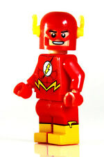 CUSTOM LEGO THE FLASH WALLY WEST FIGURE SOLD AS IS FREE SHIPPING WORLDWIDE!!!
