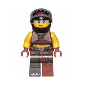 tlm176 NEW LEGO Sharkira Helmet FROM SET 70829 THE LEGO MOVIE 2