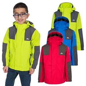 Trespass-Farpost-Boys-Waterproof-Jacket-Kids-Rain-Coat-With-Detachable-Hood