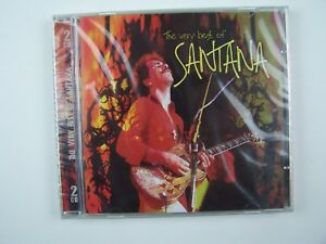 Santana - The Very Best Of Santana CD New Sealed