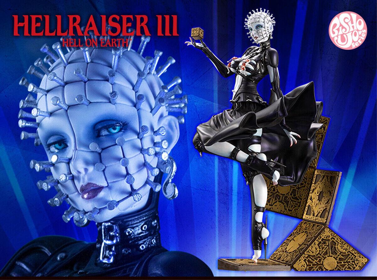 Hellraiser Pinhead estatua Bishoujo III   Kotobukiya Koto Horror