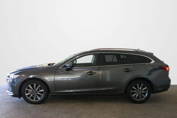 Mazda 6 2,5 Sky-G 194 Premium stc. aut. - billede 1