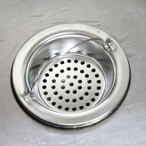 Image Is Loading Cute Kitchen Bathroom Sink Strainer Waste Plug Drain