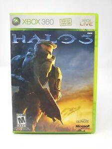 Halo 3 (Microsoft Xbox 360) Complete CIB