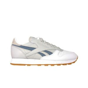 0472225570cbe3 Reebok Classic Leather X Extra Butter (WHITE SNOWY GREY) Men s Shoes ...