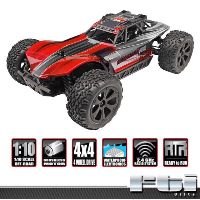 1//10 Brushless 4WD Redcat BLUE RC Buggy BLACKOUT XBE PRO LIPO Battery