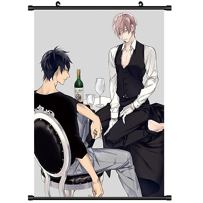 Yaoi Anime 10 count ten count Wall Poster Scroll Home Decor Cosplay 2885
