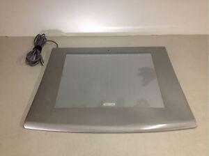 """Wacom XD-0912-U 9"""" x 12"""" Graphic Design Tablet USB No Pen"""