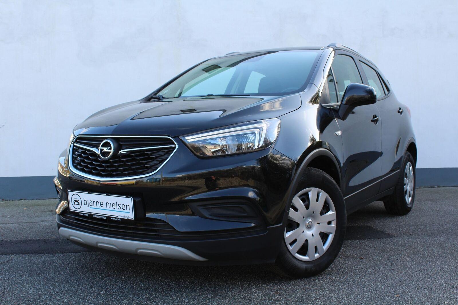 Opel Mokka X Billede 2