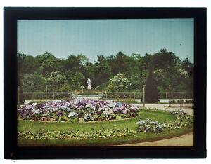 Autochrome-9x12cm-034-Dresda-Grosser-Garten-Park-034-1910-1915-A43