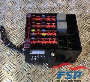 s l300 ford fiesta mk7 8 1 4 petrol zetec 16v 2009 2013 fuse box ebay