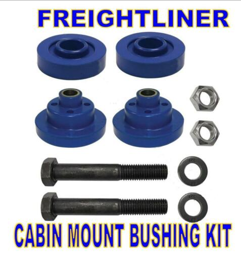Cabin Mount Poly Kit Freightliner Mount Kit
