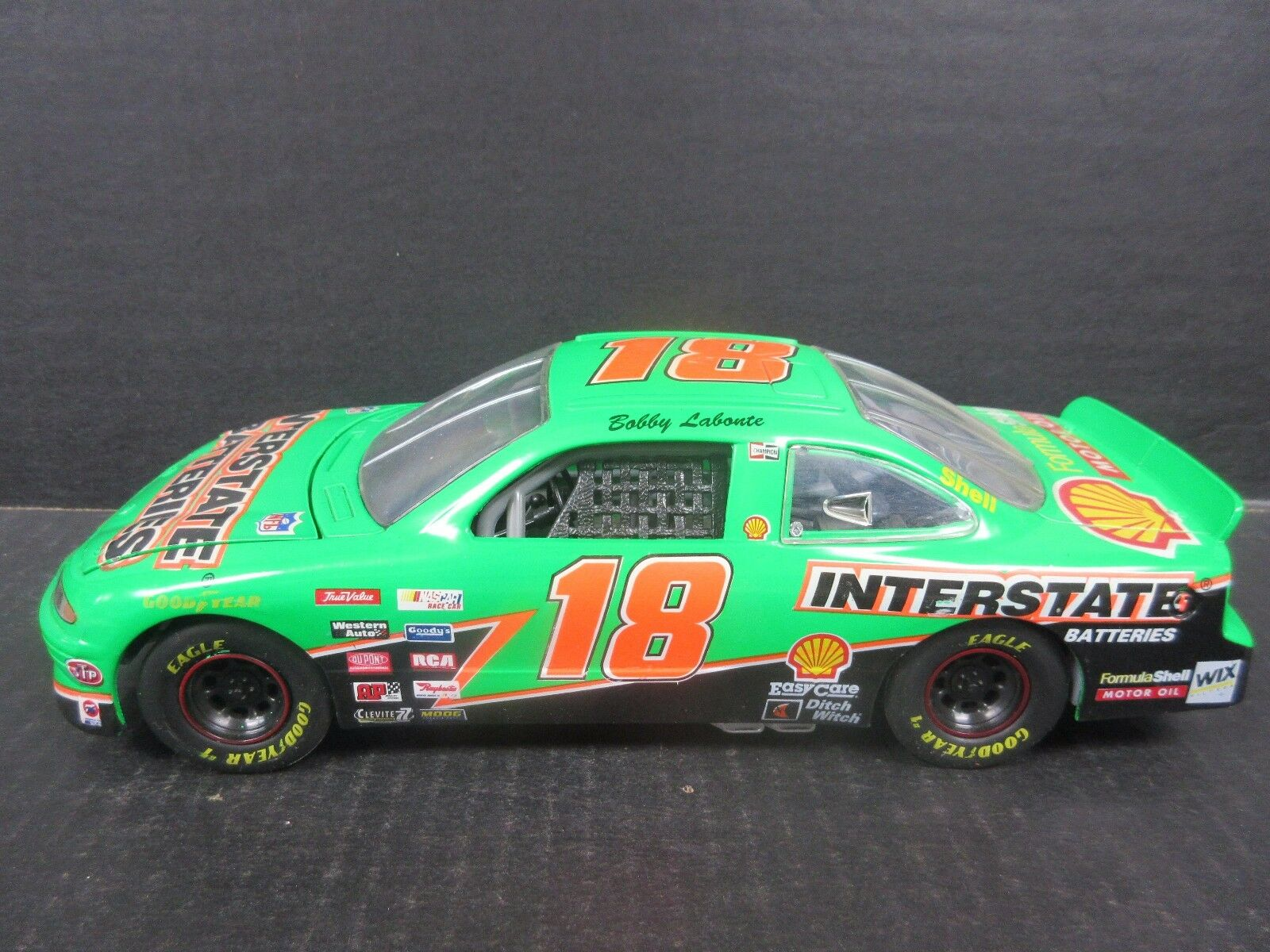 1997 Racing Champions Premier or   18 Bobby Labonte -- 1 18th voiture de course