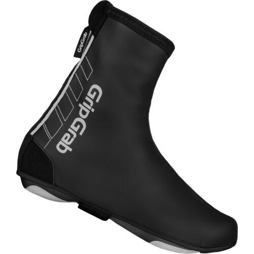 GripGraB Couvres chaussures mi-saison Orca noire - Pointure 40/41 - 46/47