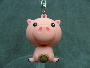 Details About Disney New Toy Story Hamm Piggy Bank Blind Bag Pixar Key Chain Ring Movie