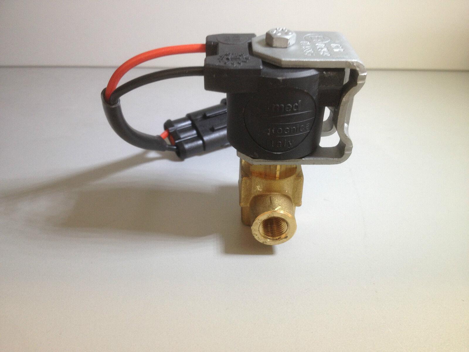 Vialle LPG Converter Idle /& Gas Lock Solenoid with plug Ford  EF-EL Falcon