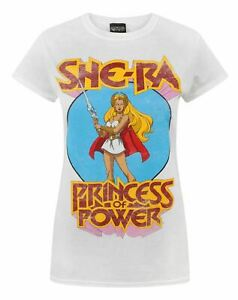 She-Ra-Princess-Of-Power-Women-039-s-T-Shirt